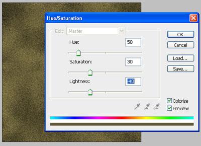Image 5 du tutoriel sur la texture de l'herbe.