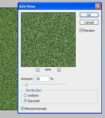 Image 6 du tutoriel sur la texture de l'herbe.