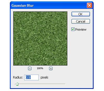 Image 7 du tutoriel sur la texture de l'herbe.