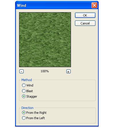 Image 8 du tutoriel sur la texture de l'herbe.