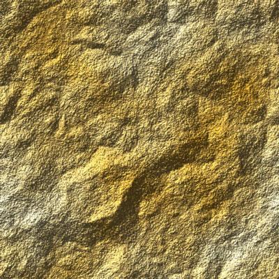 Image finale du tutoriel sur la texture de la roche.
